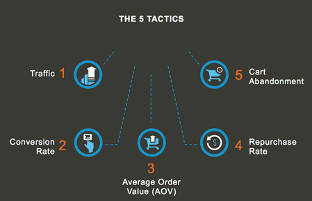 5 Tactics To Double Your Revenue