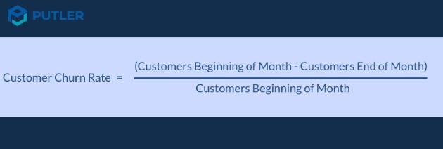 Customer-churn-rate-formula