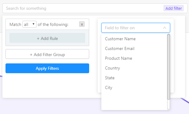 customers-dashboard-filters