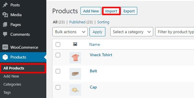 WooCommerce-Import-Export